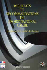 CALIBE La maîtrise de la qualité des bétons Editeur : Presses de l'école nationale des ponts et chaussées Code ISBN : 2-85978-385-7 Code barre : 9782859783853