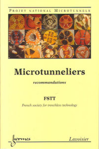 PN MICROTUNNELIERS Editeur : Editions HERMES-science publications Lavoisier Code ISBN : 2-7462-0791-5 Code barre : 9782746207912