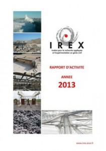 IREX_Rapport d'activité2013
