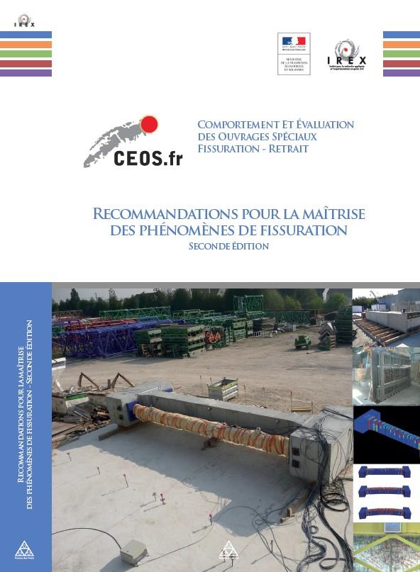 Seconde édition des Recommandations pour la maîtrise des phénomènes de fissuration (CEOS.fr)