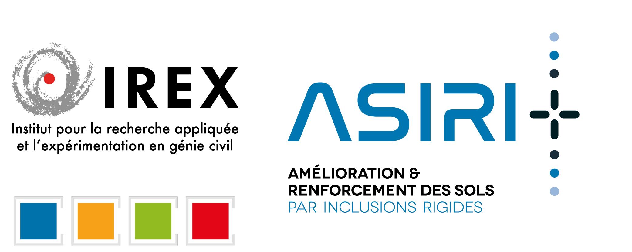 Etat d'avancement du Projet National ASIRI+