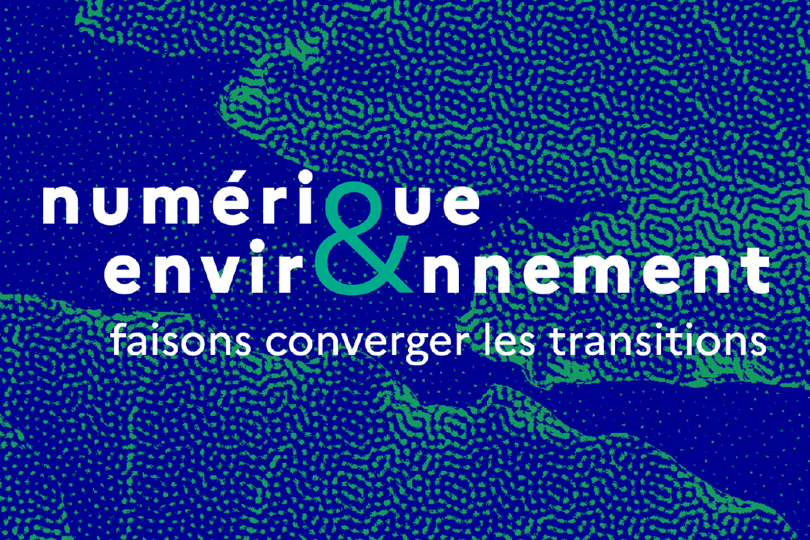 Numérique et environnement : l'IREX en concordance avec la feuille de route du Gouvernement